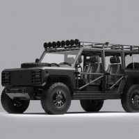 Bollinger Concept Car