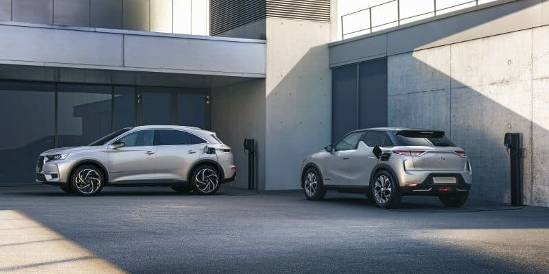 DS Automobiles bringt elektrifizierte SUV auf die Straße