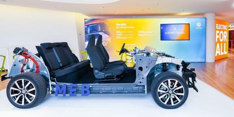 Ford könnte künftig MEB Plattform von VW nutzen