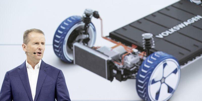 VW und Ford weiten Kooperation aus