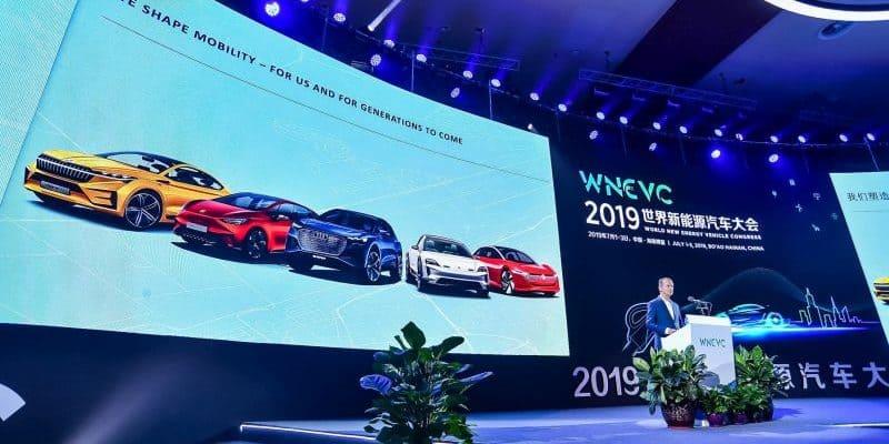 VW offenbart Pläne für China