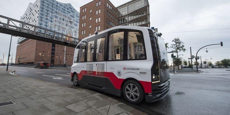 Hamburger Hochbahn AG HEAT Hafencity