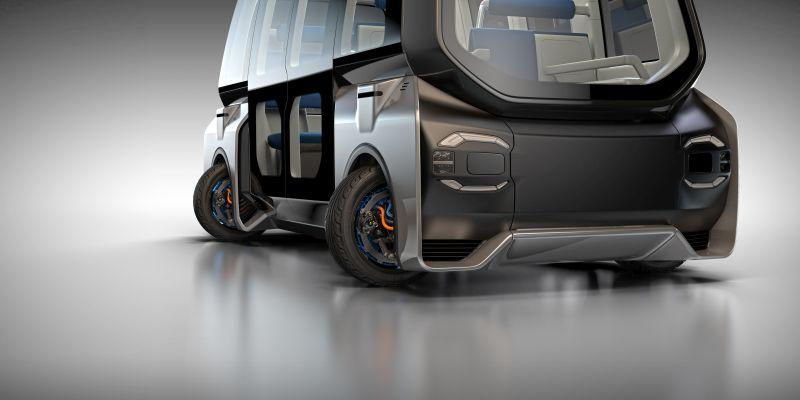 Protean Electric präsentiert 360-Grad-E-Motor