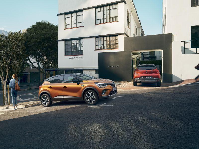 Renault Captur als PHEV