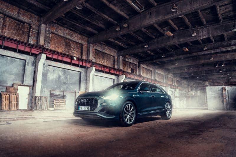 Audi plant Hybridauto mit Wasserstoffantrieb