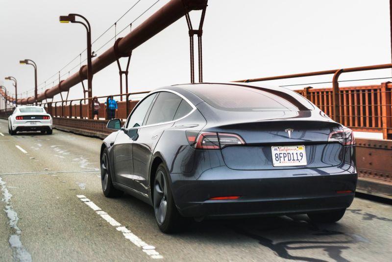 Tesla fährt anscheinend Produktion hoch
