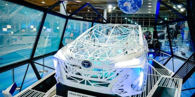 Toyota und BYD arbeiten gemeinsam an E-Auto