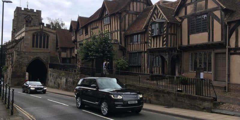 Jaguar Land Rover wird Investment in E-Mobilität ankündigen