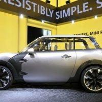 MINI Rocketman könnte als E-Auto kommen