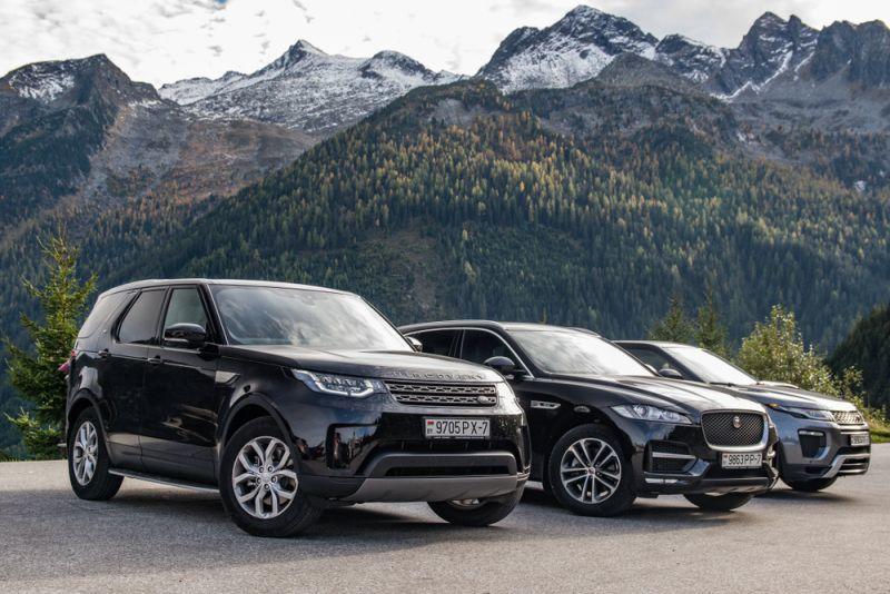 Jaguar Land Rover erhält Unterstützung der britischen Regierung