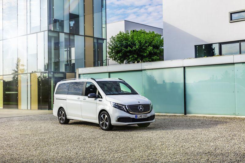 IAA 2019: Mercedes zeigt den EQV