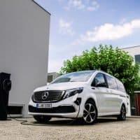 Der neue Mercedes-Benz EQV nicht von Batterie-Engpässen betroffen