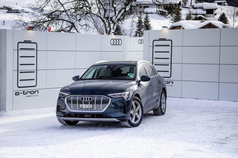 Audi bringt eine günstigere Version des e-tron auf die Straße