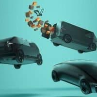 Canoo Elektroautos vorgestellt