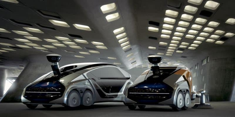 EDAG City Bot