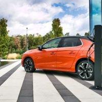Eindrücke von der statischen Premiere des Opel Corsa-E