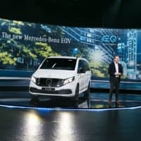 Mercedes-Benz EQV - Serie
