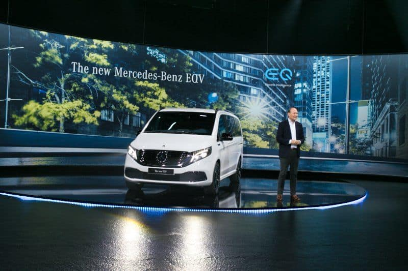 Mercedes-Benz EQV- Serie