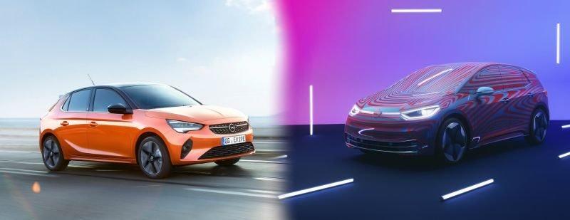 Opel Corsa-e vs VW ID.3: Welcher ist der bessere Elektro-Volkswagen?