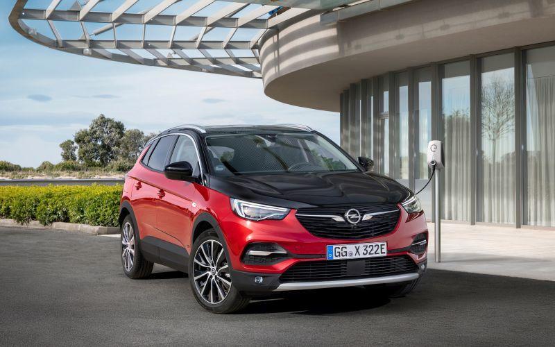 Opel Corsa-e und Grandland X Hybrid4 jetzt mit Umweltbonus