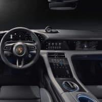Porsche Taycan Innenraum
