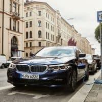 BMW 530e Limousine weißt bessere Umweltbilanz als gleichwertiger Verbrenner auf