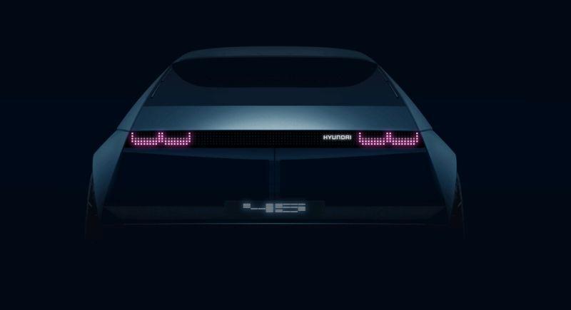 Hyundai Konzept 『45』