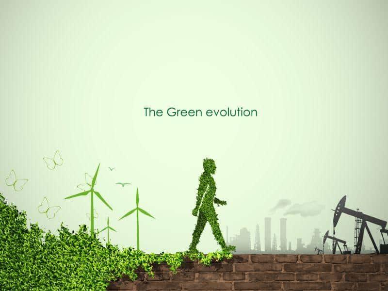 Grüne Energie deutlich besser als Öl