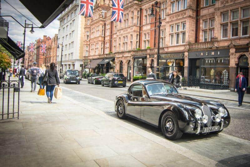 Jaguar bringt E-Auto-Fertigung nach Großbritannien