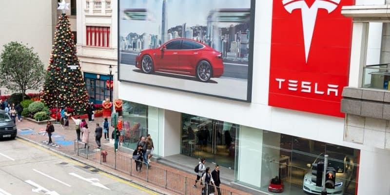 Preiserhöhung von Tesla in China steht bevor