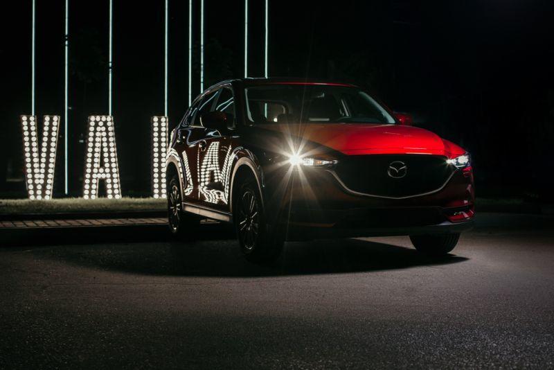 Mazda CX-5 an diesen erinnert erstes E-Auto