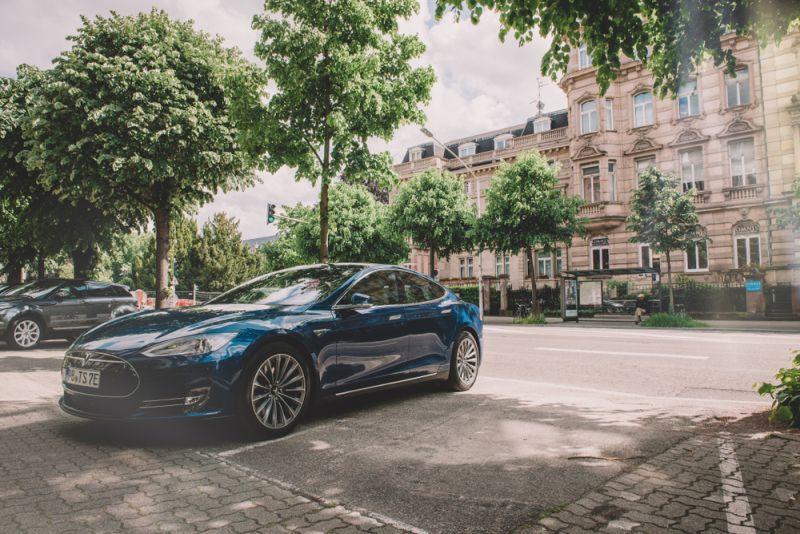 Tesla in Europa stärker gewachsen als sechs andere Automobilhersteller