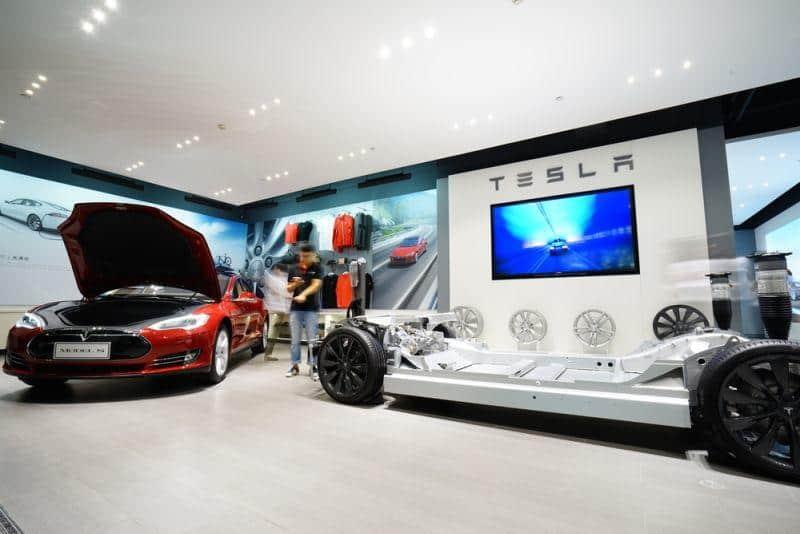 China schafft Zoll-Ausnahmeregelung für E-Autos