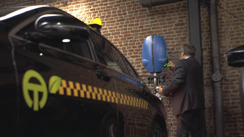 Antwerp-Tax setzt auf E-Mobilität