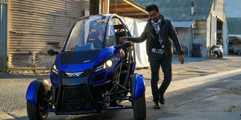 Arcimoto FUV Evergreen Edition startet in Serie
