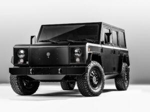 Bollinger Motors B1 Front-Ansicht