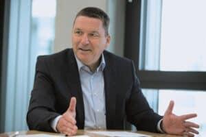 Claus Moehlenkamp CEO Freudenberg
