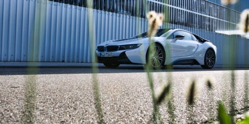 BMW i8 Coupé - Eindrücke im Podcast festgehalten