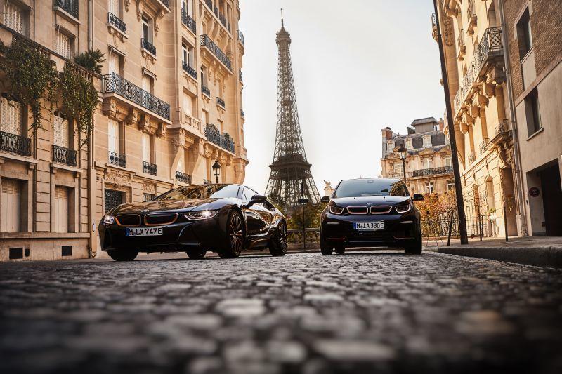 BMW i3 und BMW i8 Sondereditionen