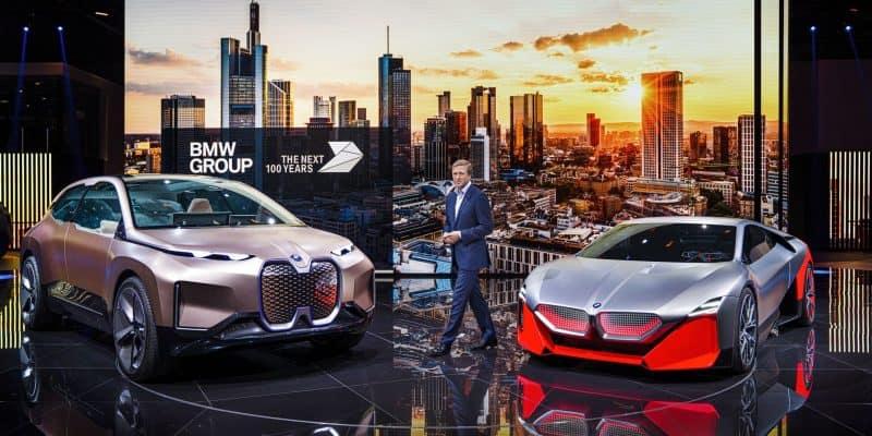 BMW hält an E-Offensive fest