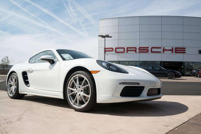 Porsche konkretisiert Elektrifizierungspläne