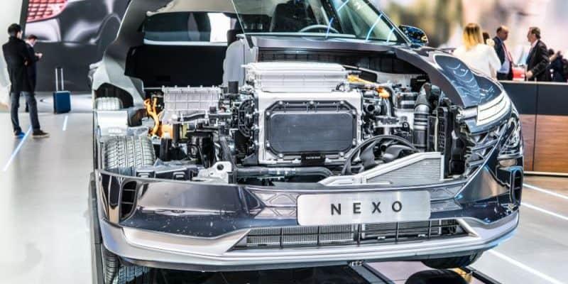China setzt auf Brennstoffzellenfahrzeuge