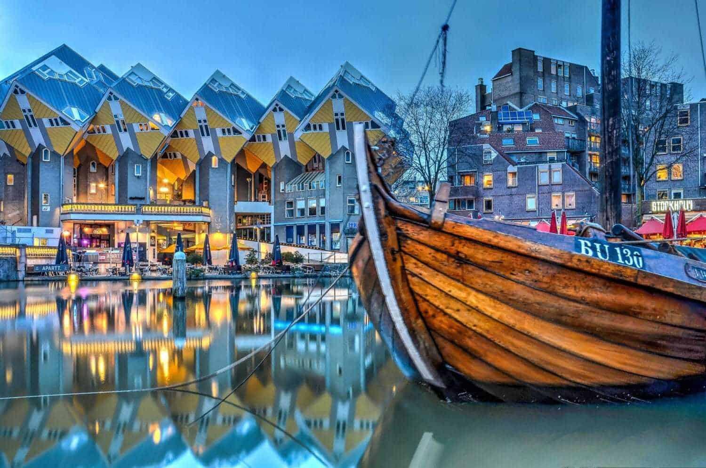 Rotterdam elektrifiziert seine Stadt