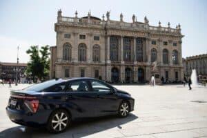 Toyota setzt auf Kostendegression bei Brennstoffzelle