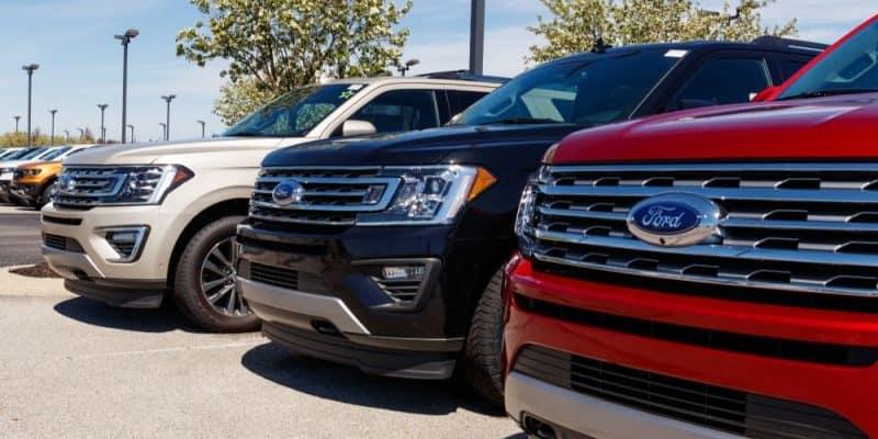 Ford lässt Blick auf E-Offensive zu