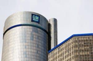 GM ist einem Streik ausgesetzt