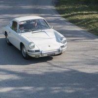 Porsche 912 erhält Elektroauto-Motor