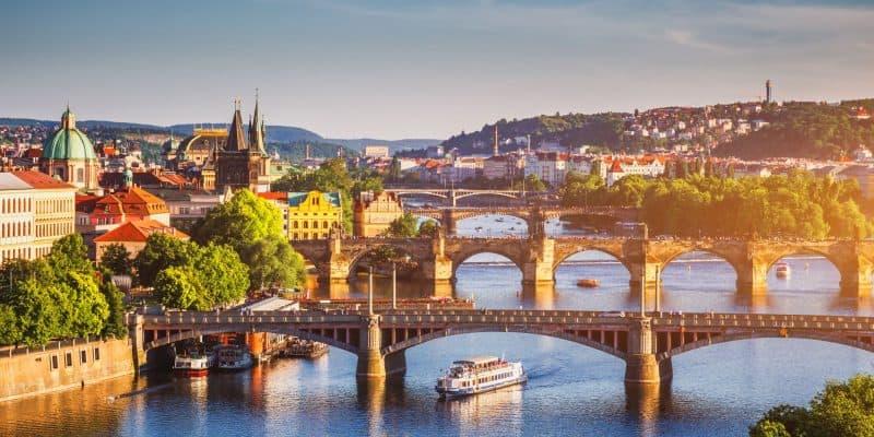 Driivz elektrifiziert Tschechien