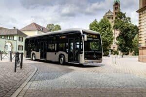 Nach der Feststoffbatterie setzt Mercedes beim eCitaro auf Brennstoffzellen-Range-Extender