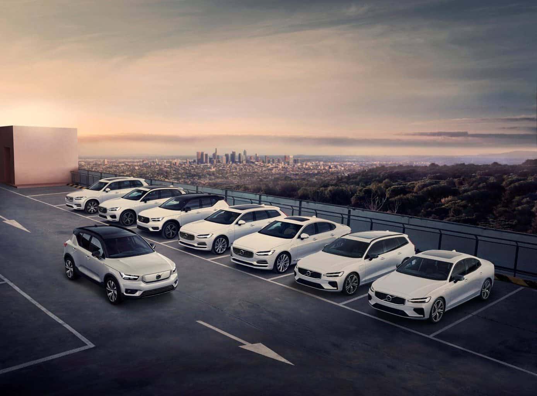 Volvo setzt massiv auf Elektrifizierung